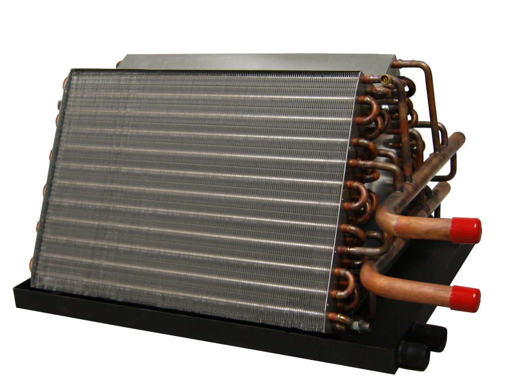 Stock Chilled Water Coils Dhtdht