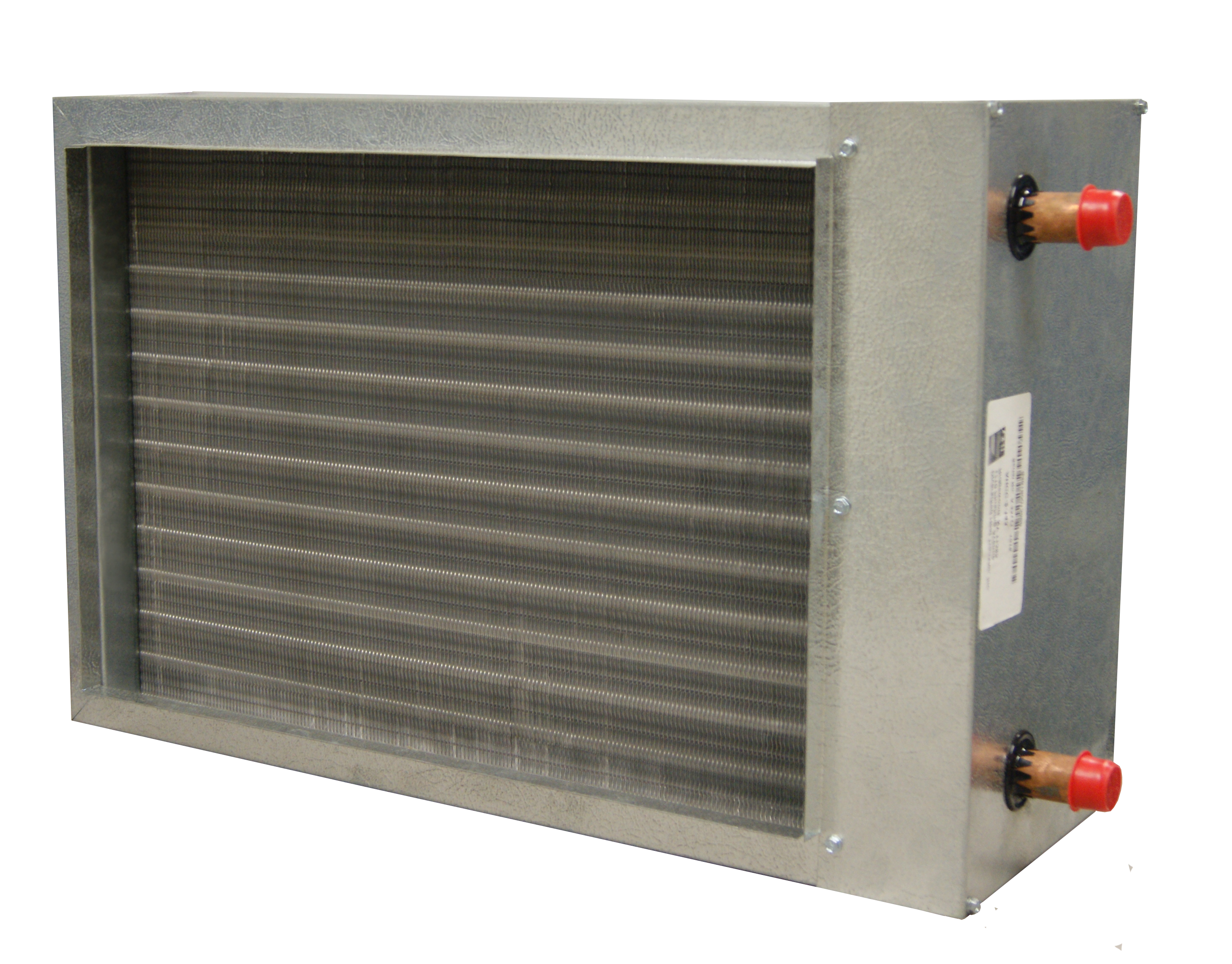 Stock Series Cased Hydronic Coils (AHCC)