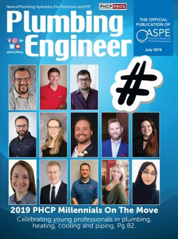 Plumbing Engineer magazine