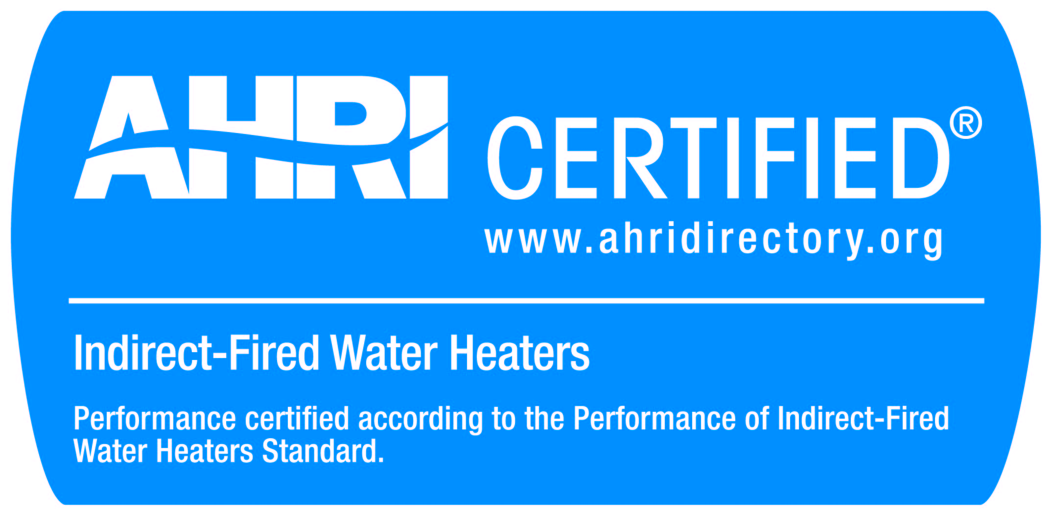 AHRI Certification Label